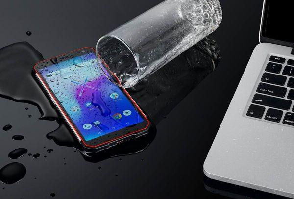 Ioutdoor Х – ультратонкий смартфон в усиленном исполнении