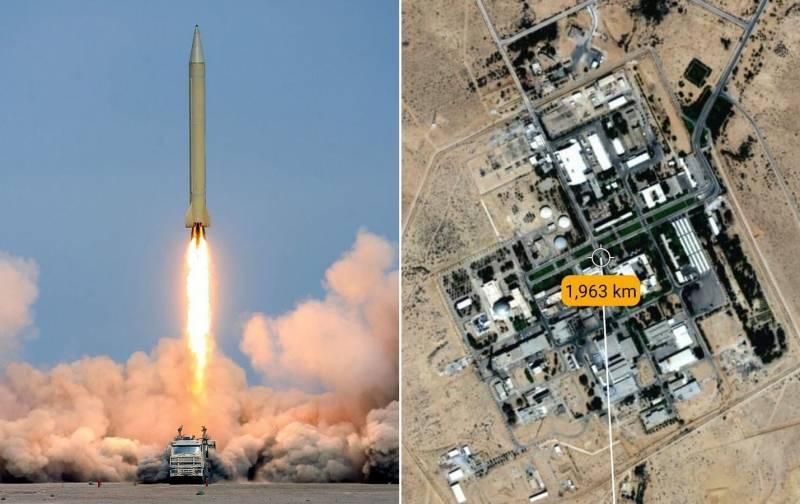 Неизвестная сторона запустила по саудитам ракеты с дальностью действия 2000 км Новости