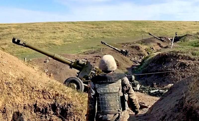 Генштаб Армении: Мы избежали необратимых последствий в Карабахе Новости