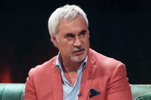 Валерий Меладзе дал интервью об Альбине Джанабаевой, воспитании детей и экс-супруге Интервью