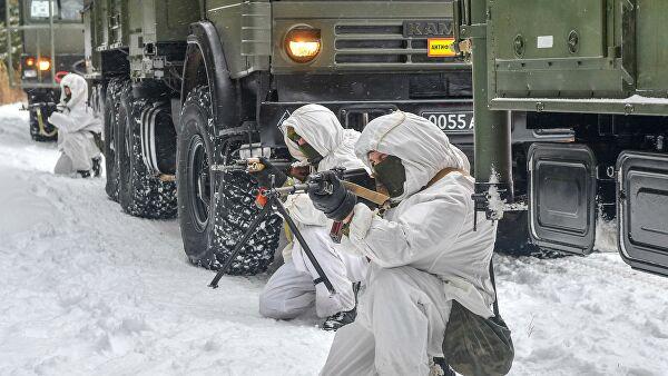 Минобороны рассказало о совместных учениях России и Белоруссии в марте