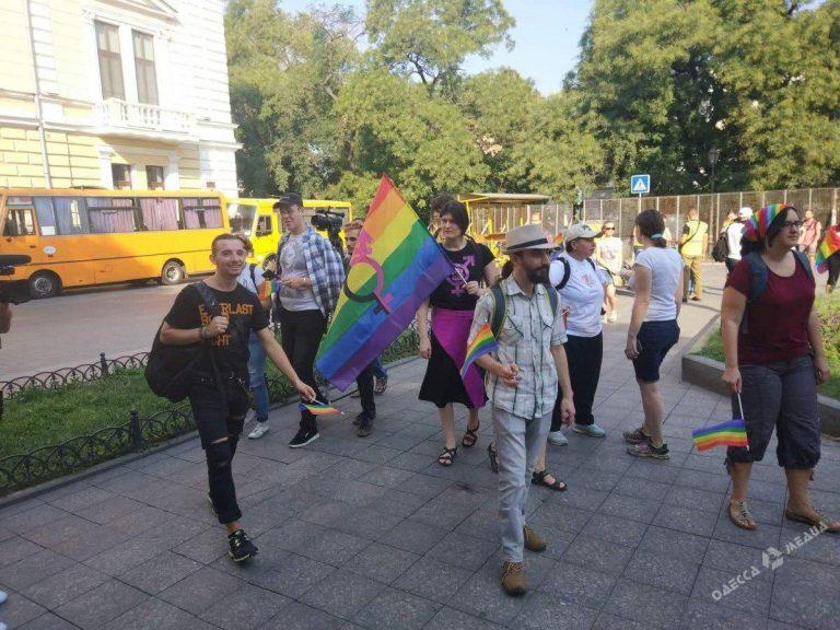 Одесса. «Свобода, равенство …