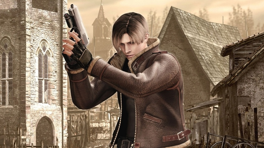 Игрок прошёл Resident Evil 4 с нулевым процентом попаданий resident evil 4,геймплей,игроки,Игры