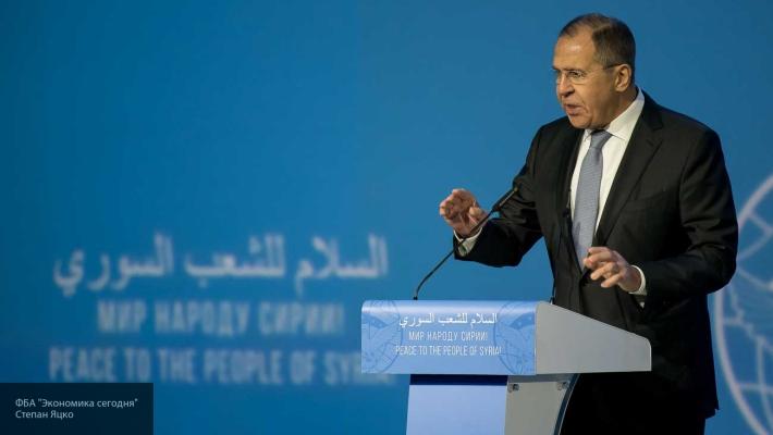 Глава МИД РФ Лавров рассказал о готовящейся встрече России, Ирана и Турции по Сирии