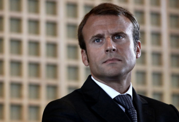 Все замерли в предвкушении: Макрон пообещал «заставить Путина уважать себя, как никого другого»