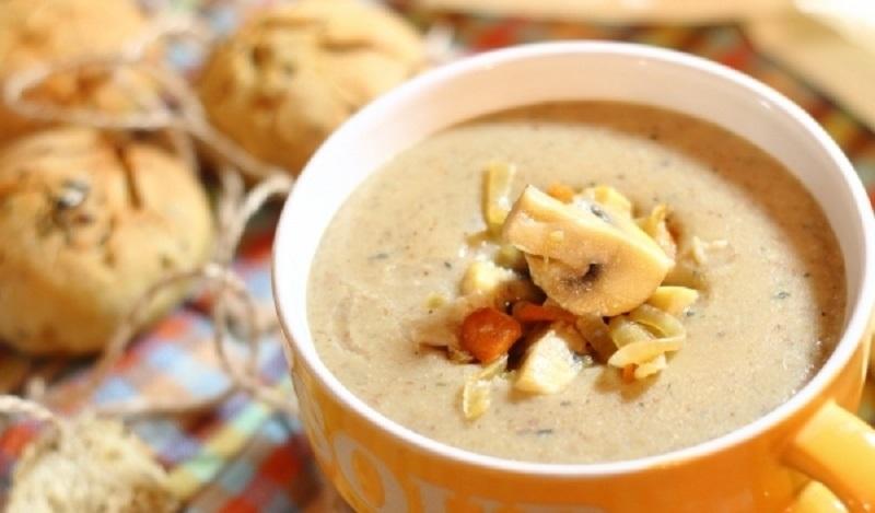Сытный гречневый суп-пюре: нежное и пряное  первое блюдо