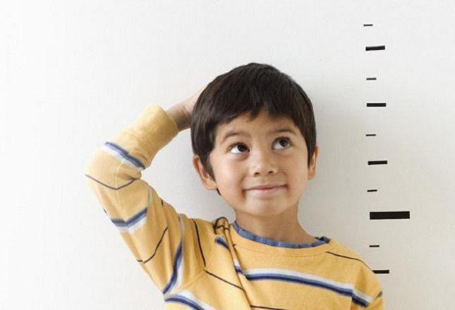 как увеличить рост ребенка