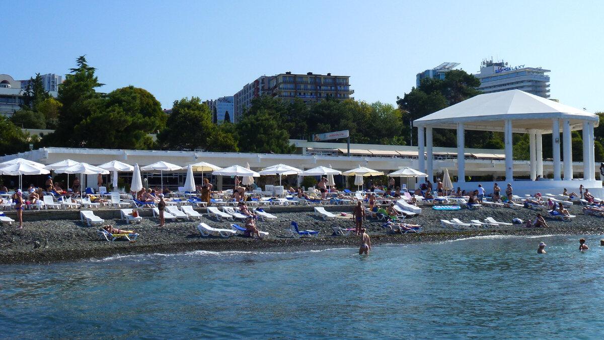 Россиянам запретили отдыхать на курортах Чёрного моря