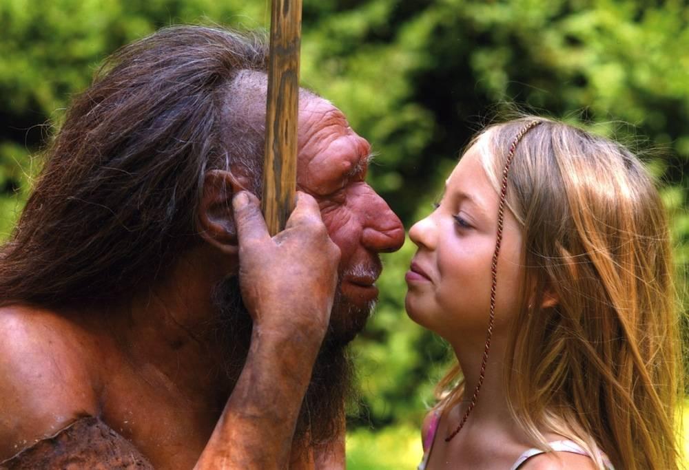 Женщины-сапиенсы не могли иметь потомство от мужчин-неандертальцев
