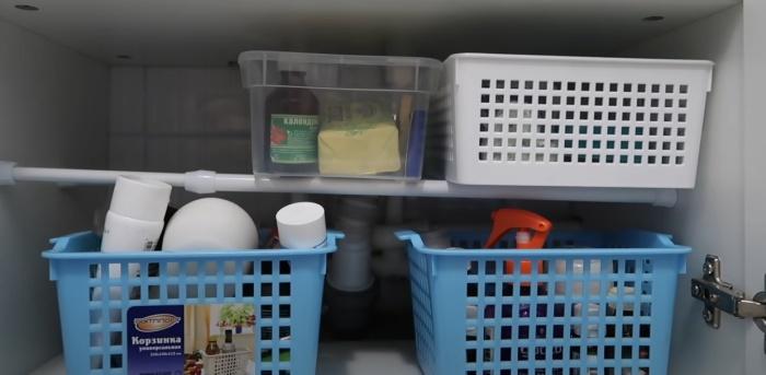 5 идей хранения в ванных комнатах, где и повернуться-то получается с трудом идеи для дома,интерьер и дизайн