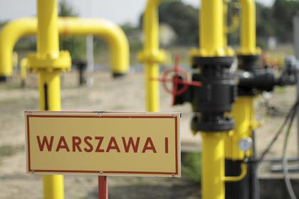 Польша заявила об отказе от продления контракта с «Газпромом»