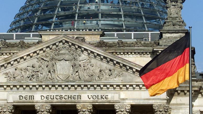 FAZ: Берлин должен срочно ос…