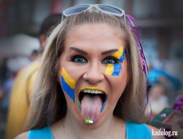 Украинские идиотизмы и приколы