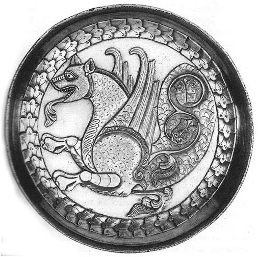 Славянские древности. Семаргл