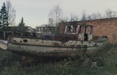 Рыбацкая деревня Взвад. НЕИЗ…