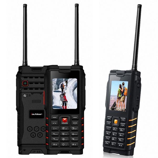 ioutdoor T2: рация и сотовый телефон в одном усиленном корпусе