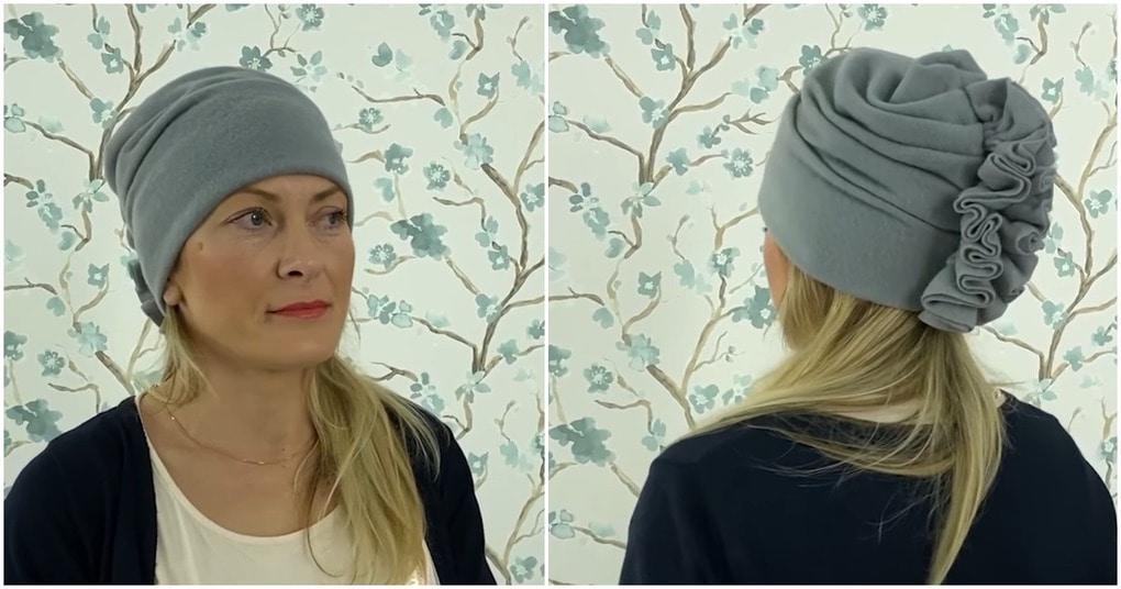 Шьем шапку с примитивным кроем за полчаса
