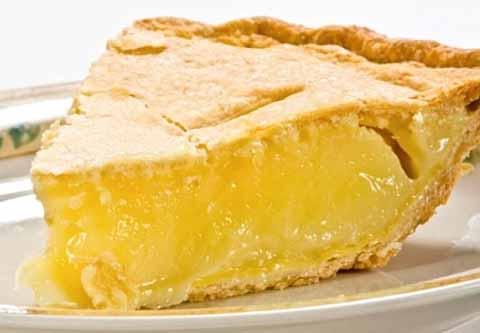 Вкуснейший лимонный пирог