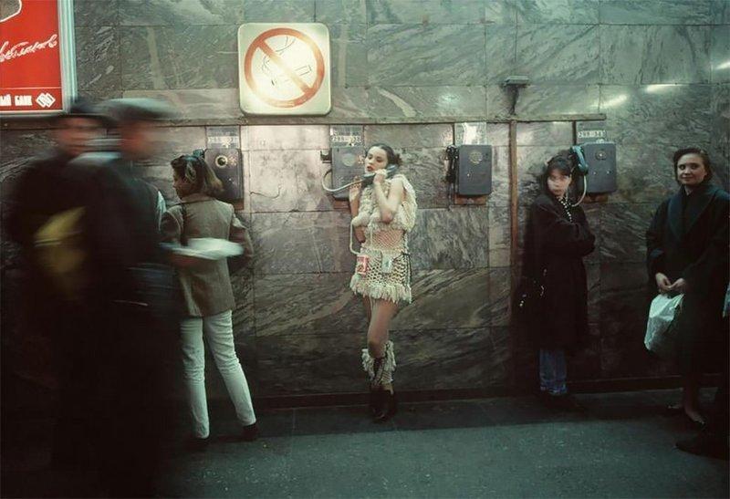 Отчаянная Россия 90-х: вся правда в фотографиях