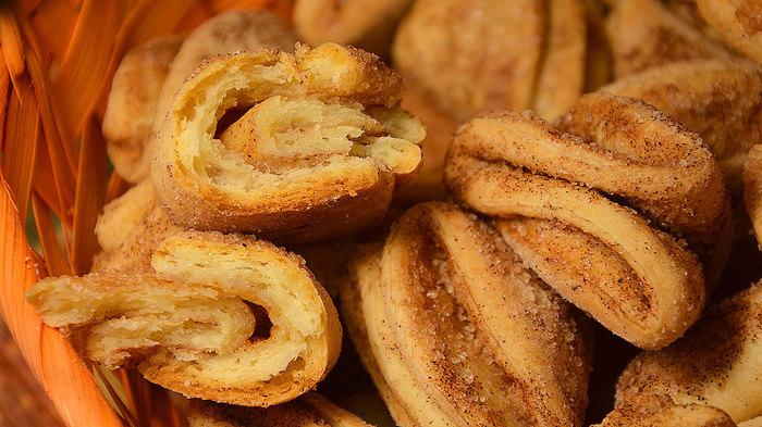 """Творожное печенье """"Поцелуйчики"""""""