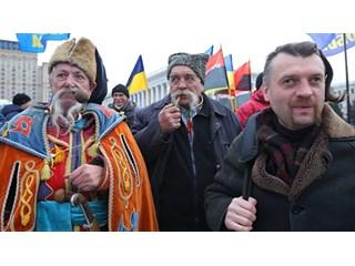 Сознательное безумие, или Украинское Королевство кривых мозгов украина