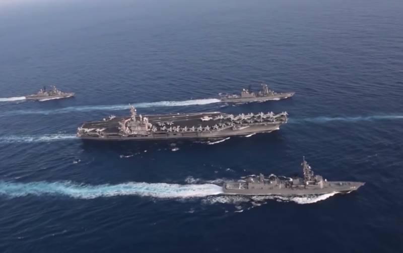 Американские СМИ оценили шансы Китая в войне против США новости,события,политика