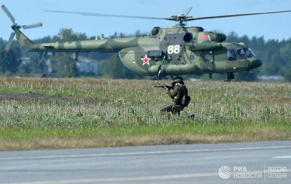 """Как страны НАТО боятся """"Запада-2017"""""""