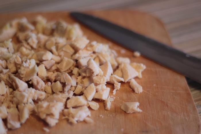 Салат-закуска «Мандаринки»