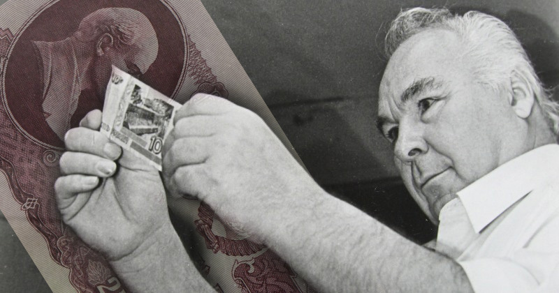 Криминальный талант Виктора Баринова: история самого известного фальшивомонетчика СССР жизнь,история,курьезы,тайны,факты