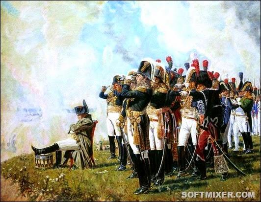 Пять планов Наполеона на Россию