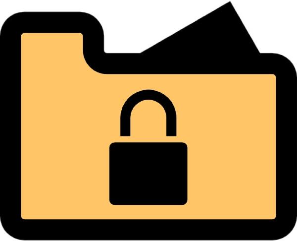 Как поставить пароль на папку и спрятать ее от посторонних