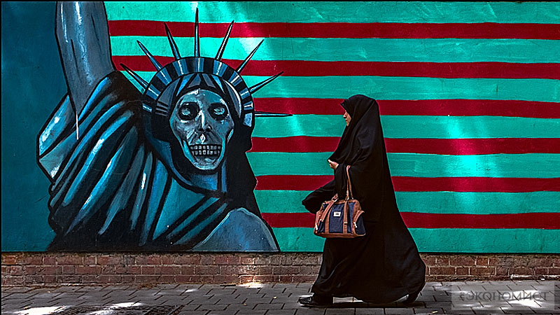 Трамп предлагает Ирану самоу…