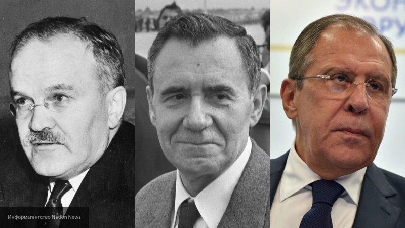 """Три """"Мистера Нет"""": чем прославились наши """"несговорчивые"""" министры иностранных дел"""