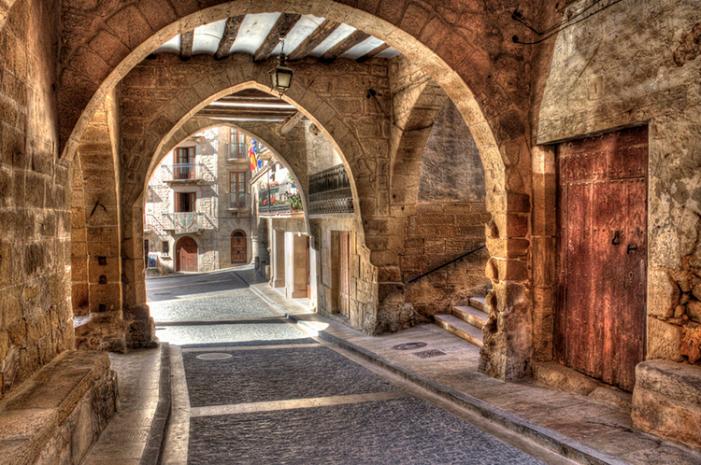 Самые красивые деревни Испании. Часть 2
