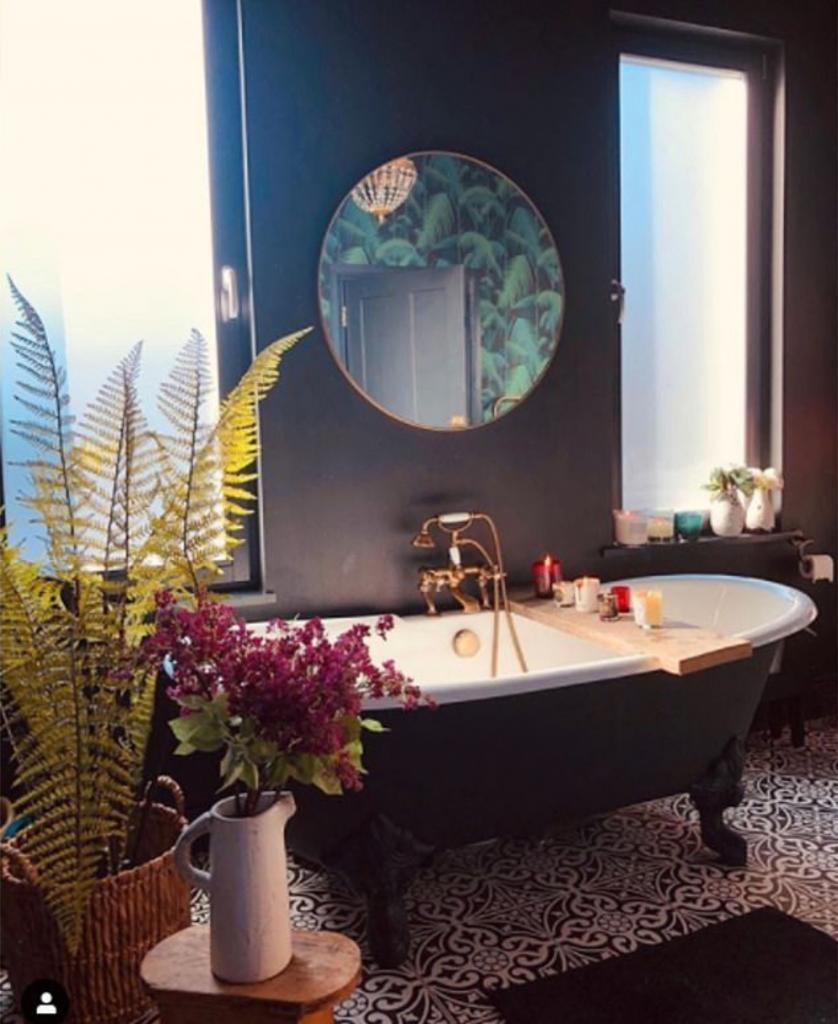 Дизайнер с исключительным вкусом создала экологичный интерьер с органической мебелью