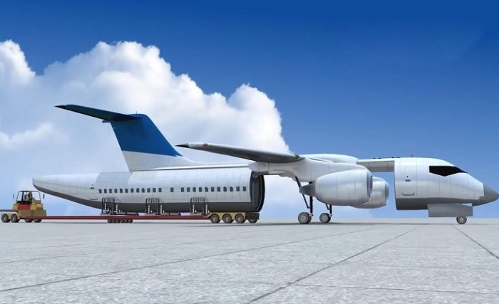Почему до сих пор не изобрели капсулы для спасения пассажиров самолетов