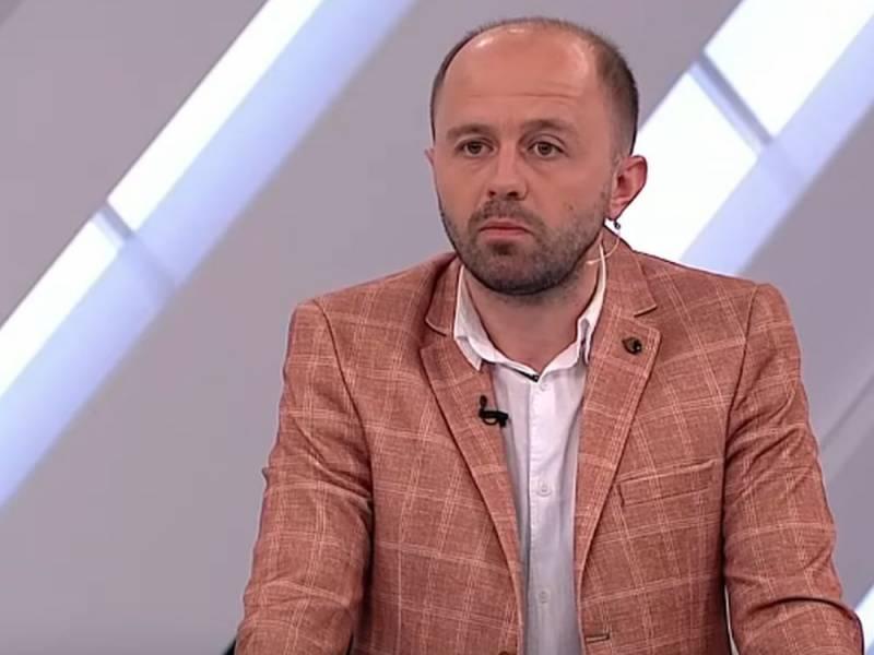 Соловьев выгнал из студии украинского поклонника Гитлера и Бандеры новости,события,политика