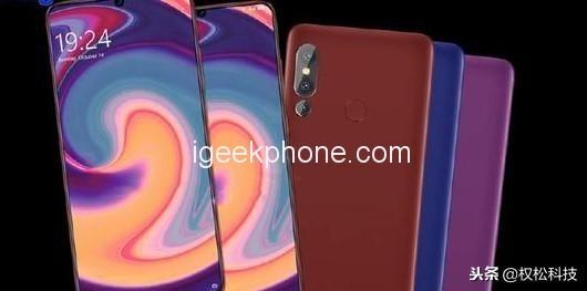 Рассекречен безрамочный смартфон Xiaomi Redmi 7 Pro