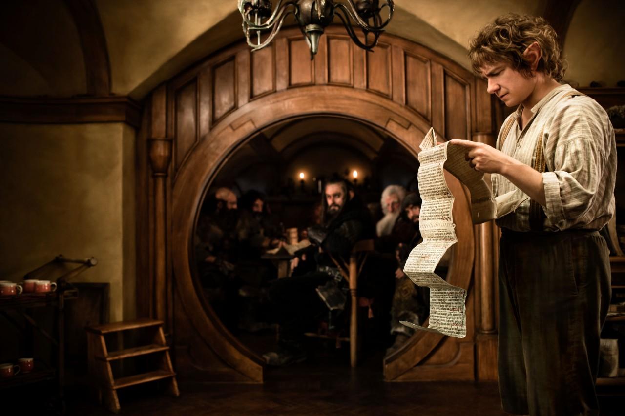 Толкин: рождение легенды. История создания Хоббита и Средиземья