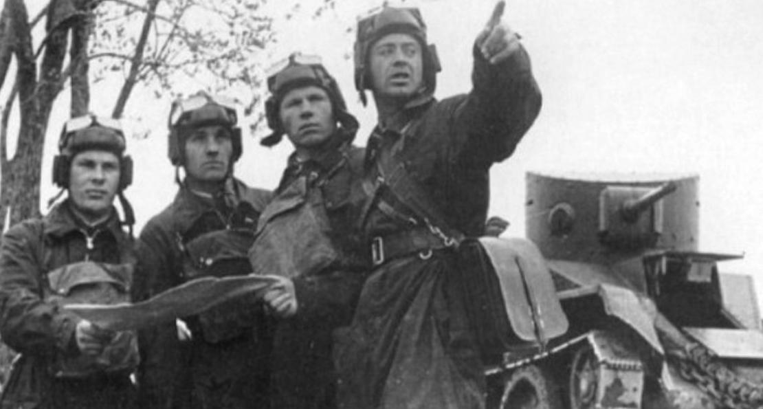 Как советские танкисты защищали свои боевые машины независимо от обстановки на передовой история