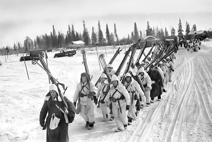 Почему советские лыжники наводили страх на фашистов