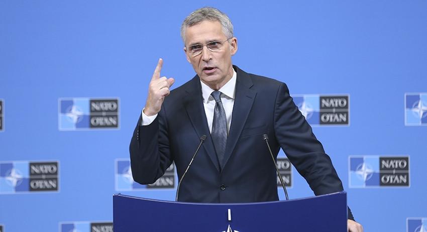 Генсек НАТО потребовал от Ро…