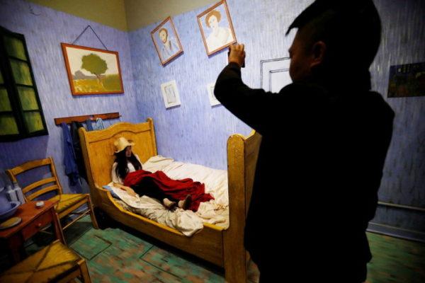 Экскурсия по музею селфи в Калифорнии