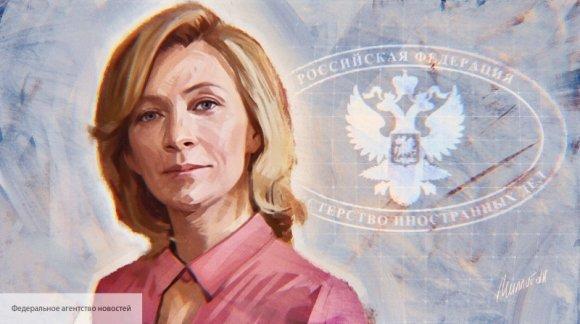 «США перешли к плану Б»: Захарова рассказала о провале американской дипломатии