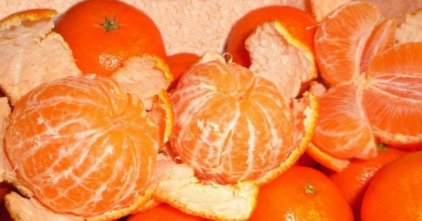 Как сделать кислые мандарины сладкими