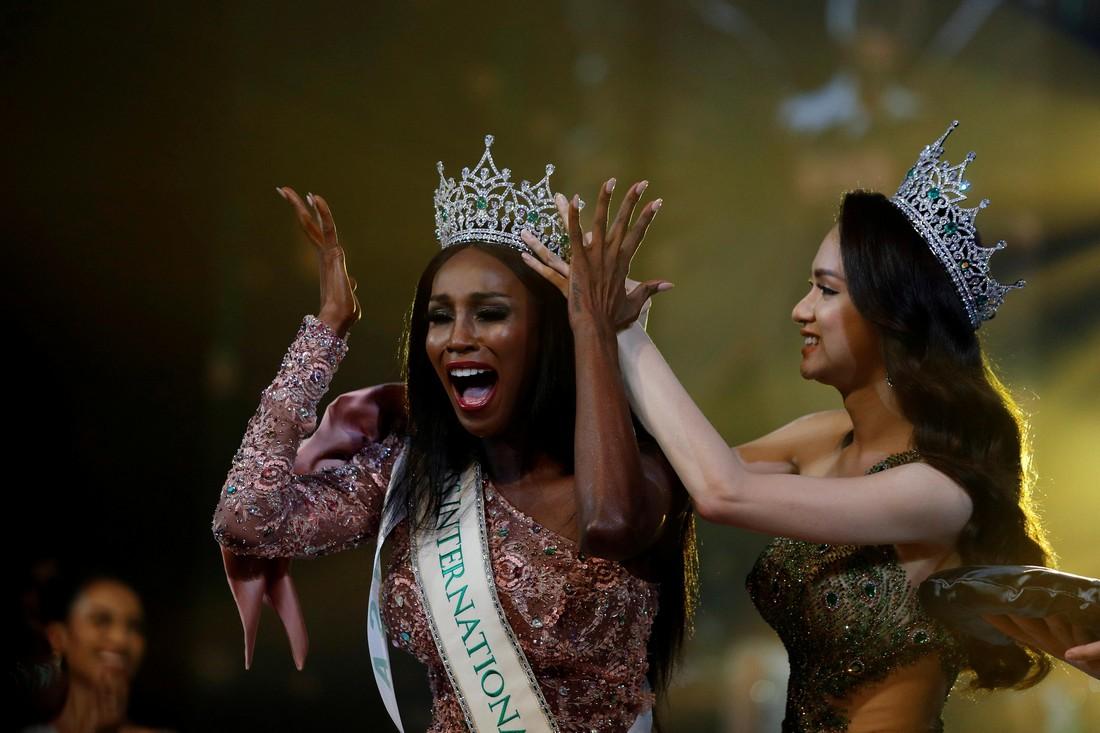 Конкурс красоты среди транссексуалов прошел в Таиланде