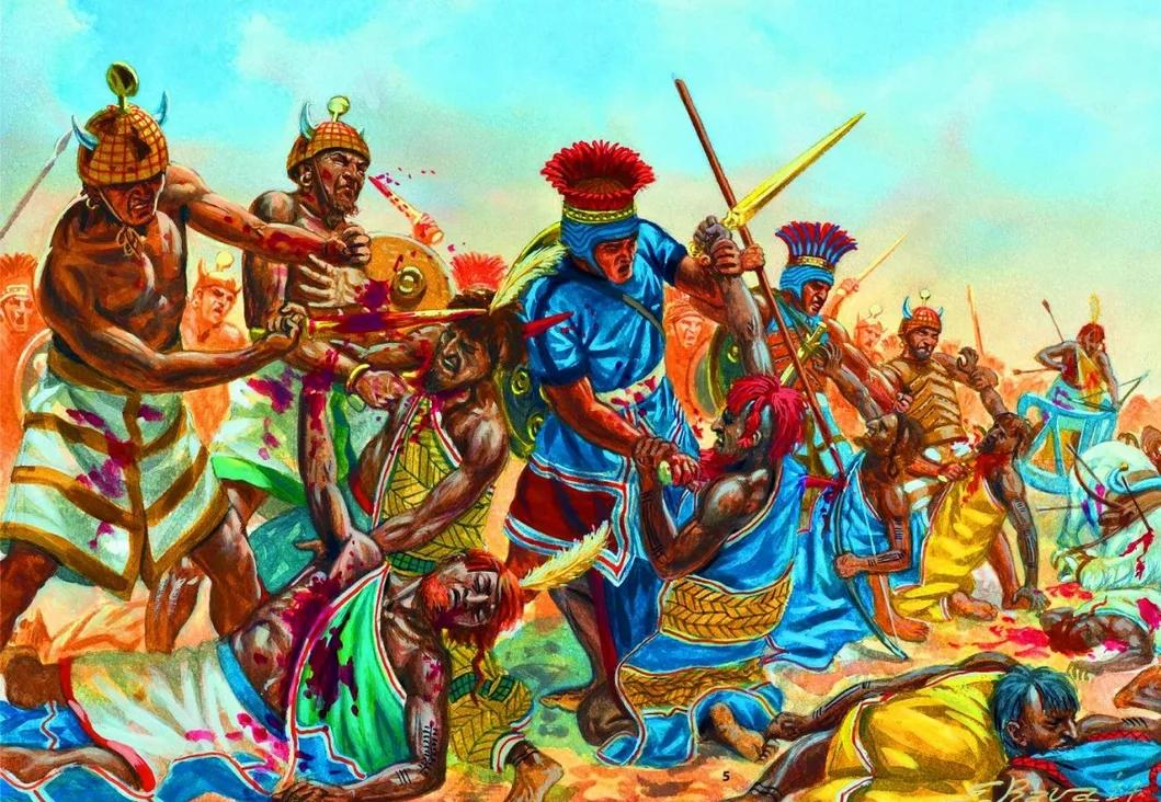 Древний народ этрусков.  История народа. Часть 1. история,история России