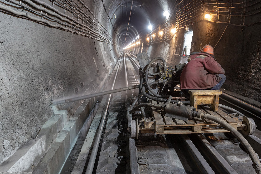 Тоннель имени Сталина