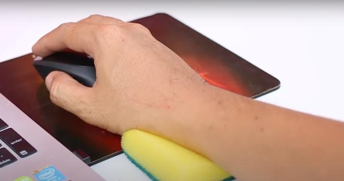 9 скрытых возможностей кухонной губки, которая годится не только для мытья посуды лайфхак,полезные советы