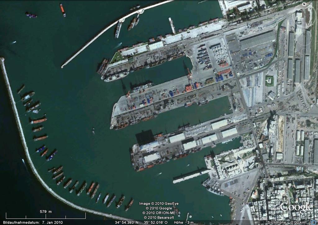 Корабли ВМФ РФ вышли из базы в Тартусе, заняв позиции в Средиземном море